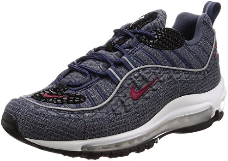 Nike Air Max 98 QS  Thuder Blue  Retro  Schuhe Herren