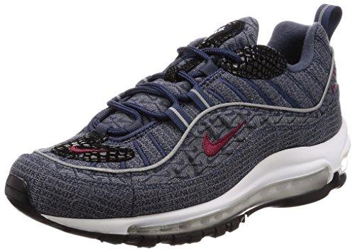 """on sale b14f5 e2576 Nike Air Max 98 QS """"Thuder Blue"""" Retro, Schuhe Herren"""