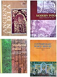 Ancient India by Ram Sharan Sharma , Modern India history by Vipin Chandra, Medieval India Old Ncert History B
