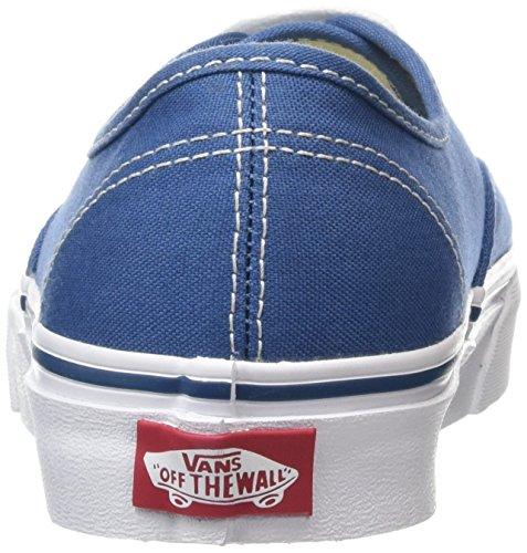 Vans Unisex-Erwachsene Authentic Sneakers Blau (blue/marshmallo)