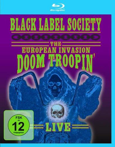 Black Label Society - Doom Troopin' Live - The European Invasion [Edizione: Germania]