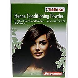baidyanath Siddh: Ayu 100% Pure & Natural (100Gramm) Herbal Hair Conditioner/Hair Cleanser/Herbal beißenden/Herbal Therapie/pflanzliche Antioxidans