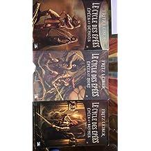 Le cycle des épées tome 1,2&3 épées et démons. Mort. Brumes