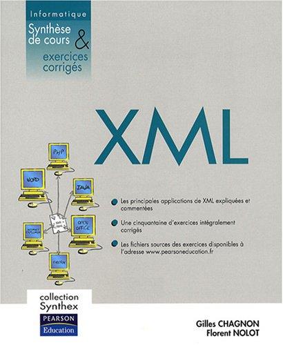 XML par Gilles Chagnon, Florent Nolot