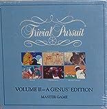 Trivial Pursuit Volume II - A Genus Edit...