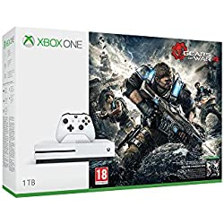 1 de Xbox One S - Consola 1 TB + Gears Of War 4