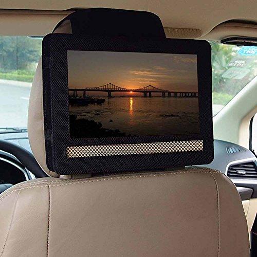 Soporte DVD portátil para coche de 9 pulgadas Zhiyi