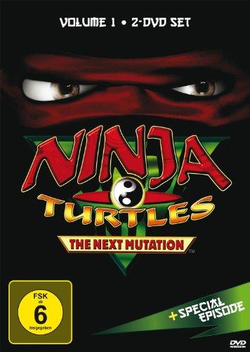 Ninja Turtles - the Next Mutation Vol. 1 [2 DVDs]