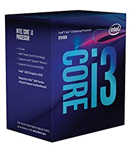 Intel+Core+i3-8350K+4GHz+Boxed+CPU