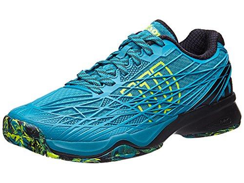 Tennis BLEU NOIR Chaussures Wilson–Kaos de Rq0ZWwU