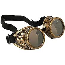 Ultra neue Premium Qualität Steampunk Cyber Brille Brille viktorianischen Stil Schweißen in einem gotischen Stil Goth rustikale Runde begeisterte Cosplay cosplay