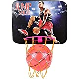 Ratna's Jump Shot Basketball for Young Sportsman to Learn The Game of Basketball at Home
