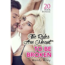 Erotica The Rules Are Meant To Be Broken New Adult Romance Bundle
