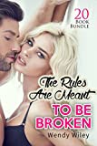 Erotica: The Rules Are Meant To Be Broken (New Adult Romance Bundle)(Erotic Sex Taboo Box Set) (English Edition)