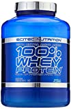Scitec Nutrition Whey Protein, Vanille, 1er Pack (1 x 2350 g)