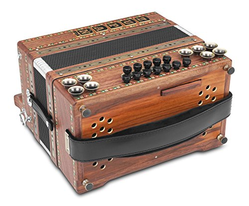 Zupan Eco 3 Ii Harmonika B Es As Eco Serie 33 Diskantknopfe 3