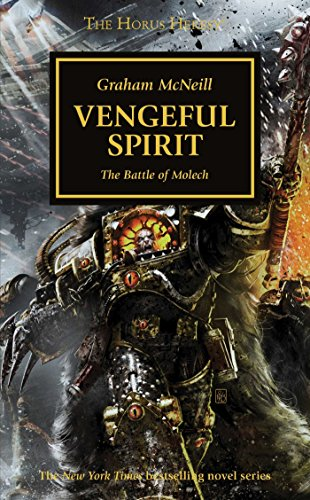 The Horus Heresy 29. Vengeful Spirit