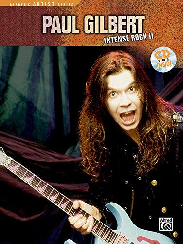 Paul Gilbert -- Intense Rock II: Book & CD (Cpp Media Group Video Transcription) by Paul Gilbert (1-Jul-1993) Paperback