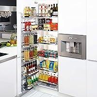 Dispensa Moderna Cucina.Mobile Dispensa Moderno Casa E Cucina Amazon It