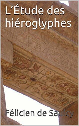 L'Étude des hiéroglyphes