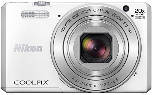 Nikon Coolpix S7000 White
