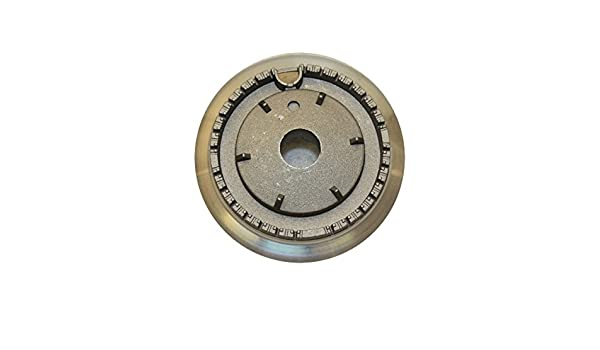 Cannon Creda Hotpoint Cooker Large Burner Ring Genuine Part Number C00239050 Cooktop Burner Rings Home & Kitchen