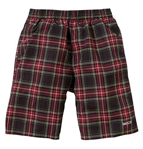 Beco Herren Shorts Kariert