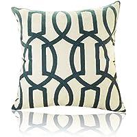 Mary ST cover cuscino decorativo 45x 45cm di cotone, modello cinese Crossing