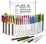 Crayola 80 Count SuperTips Markers by Binney & Smith