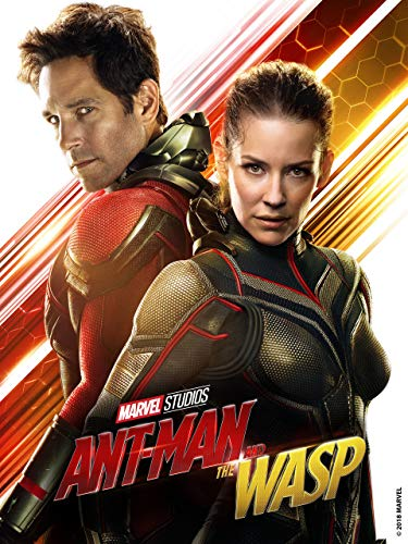 Ant-Man and the Wasp (4K UHD) [dt./OV] (Zu Cool-shop)