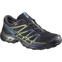 online store c8d1c 90f16 Salomon Homme Wings Flyte 2 GTX Chaussures de Course à Pied et Trail Running