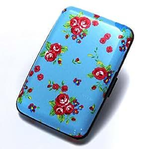 Aluminum Metal Waterproof Pocket Business ID Credit Card Wallet Holder Case Box