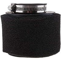 rot 48 mm B Blesiya 1 St/ück Klammer Luftfilter Schaumstofffilterh/ülse Schaumluftfilter-Reiniger Luftfilter-Reiniger 48 Mm ID gewinkelt