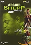 Archie Shepp - Archie Shepp Quartet (Part 2: Recorded Live at the Teatro Alfieri, Turin) [Reino Unido] [DVD]