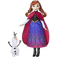 Frozen - Muñeca auroras boreales Anna (Hasbro B9200ES0)
