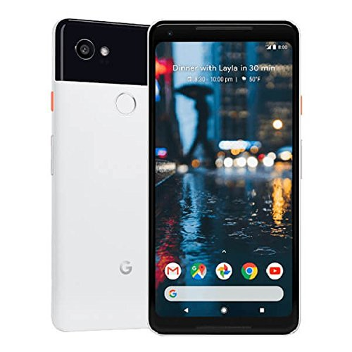 Google Pixel 2 XL Blanco/Negro 64 GB UK G011C