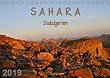 Sahara - Südalgerien (Tischkalender 2019 DIN A5 quer): Mensch, Natur und Kultur: Begegnungen in der Sahara (Monatskalender, 14 Seiten ) (CALVENDO Natur)