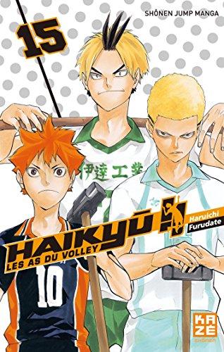 Lire un Haikyu! Les as du volley - Tome 15 pdf