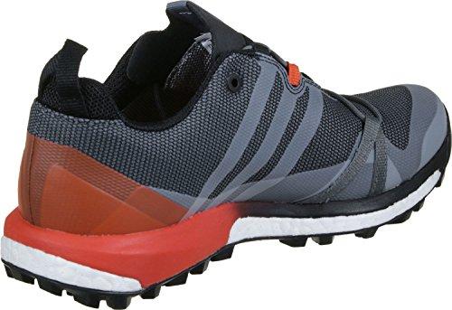 adidas Terrex Agravic Gtx, Scarpe da Escursionismo Uomo Grigio (Grivis/Negbas/Energi)