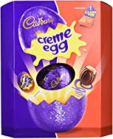 Cadbury Chocolate Creme Giant Easter Egg (497 Grams)