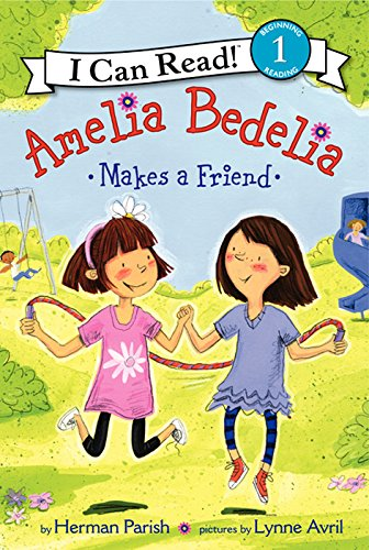 Amelia Bedelia Makes a Friend (I Can Read Level 1) (English Edition)