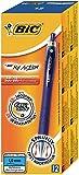 BIC Druckkugelschreiber ReAction blau