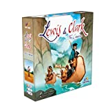 Image for board game Lewis and Clark the Expedition Board Game