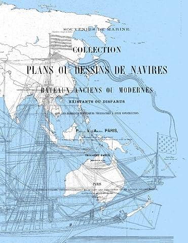 Dessins Anciens - Souvenirs de Marine: Collection du Plans ou