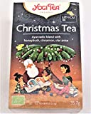 Yogi Tee Christmas Tea Bio, 17 Teebeutel - AB 30,- EURO VERSANDKOSTENFREI in D!