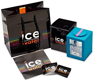Ice-Watch ICE - Reloj (Reloj de pulsera, Unisex, Silicona, Azul, Silicona, Azul) de Ice-Watch