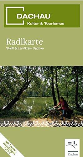 Radlkarte Stadt und Landkreis Dachau