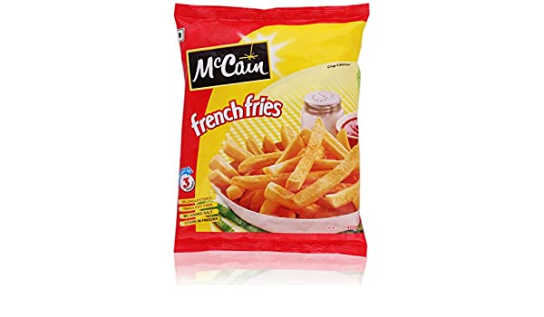 Mccain Frenchfries, 420gm Pack: Amazon in: Grocery & Gourmet