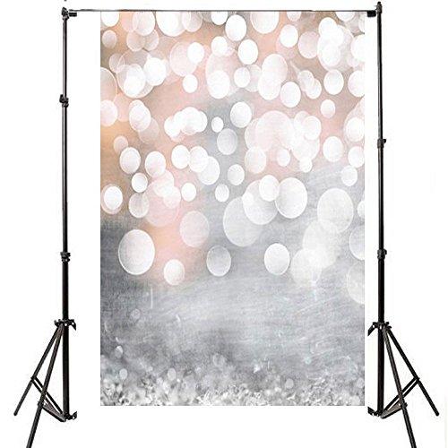 AFUT 1,0 x 1,5 M Traumhafte Luftblasen Thema Fotografie Bildhintergrund Backdrops Hintergrund Foto Props für Studio od. Party