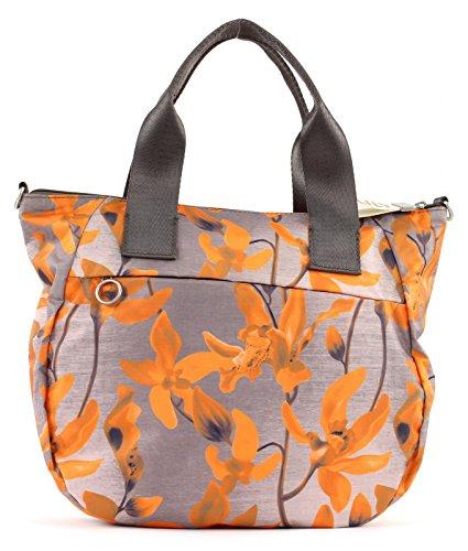 Oilily - Groovy Handbag Mhz, Borse a secchiello Donna Arancione (Orange)
